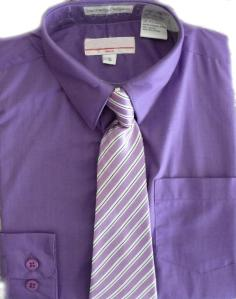 bad purple dress shirt